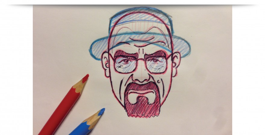 Breaking Bad Sketch-01