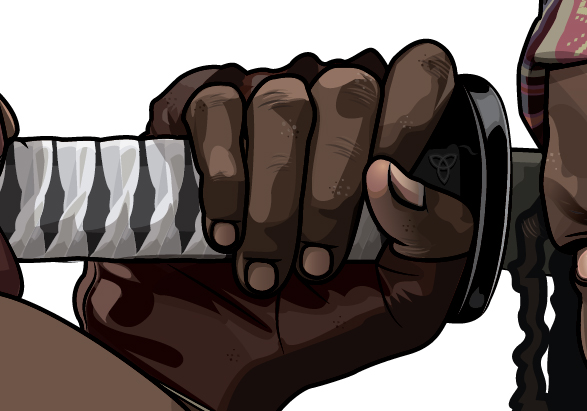 michonne close up hand-01-01