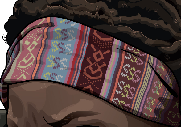 michonne close up headband-01-01